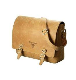 West Point Hunter Leather Messenger Bag (Drop Ship)