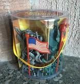 Small Military Bucket