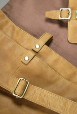 Hunter Leather Messenger Bag: Allow 2-3 weeks extra time for delivery. Shipped directly to you from the Factory.