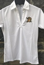 Ladies Polo with Crest