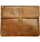 West Point Leather Tablet Case (Drop Ship)