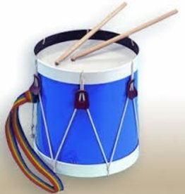 Blue FIeld Drum