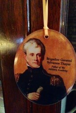 BG Sylvanus Thayer Ornament