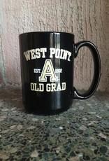 """West Point """"Old Grad"""" Mug"""