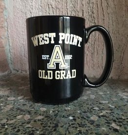 "West Point ""Old Grad"" Mug"