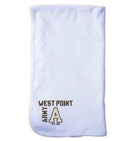 West Point Baby Receiving Blanket