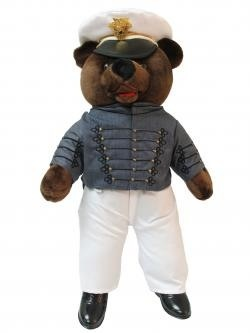 11 inch West Point Cadet Bear