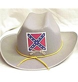 Confederate Officer's Hat