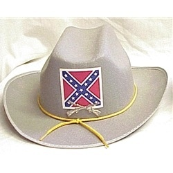 Confederate Officer's Hat (Medium)