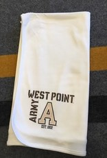 West Point Baby Receiving Blanket
