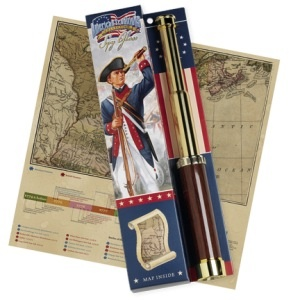 American Traditions Spyglass: Keep the Enemy in Sight!