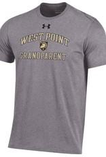 """Under Armour """"West Point Grandparent"""" T= Shirt"""