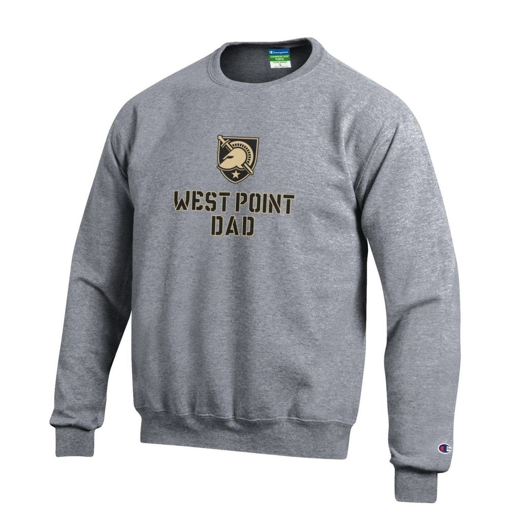 Champion Fleece West Point Dad Crew Sweatshirt