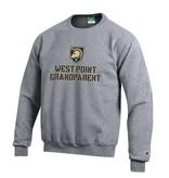 Champion Fleece West Point Grandparent Crew Sweatshirt