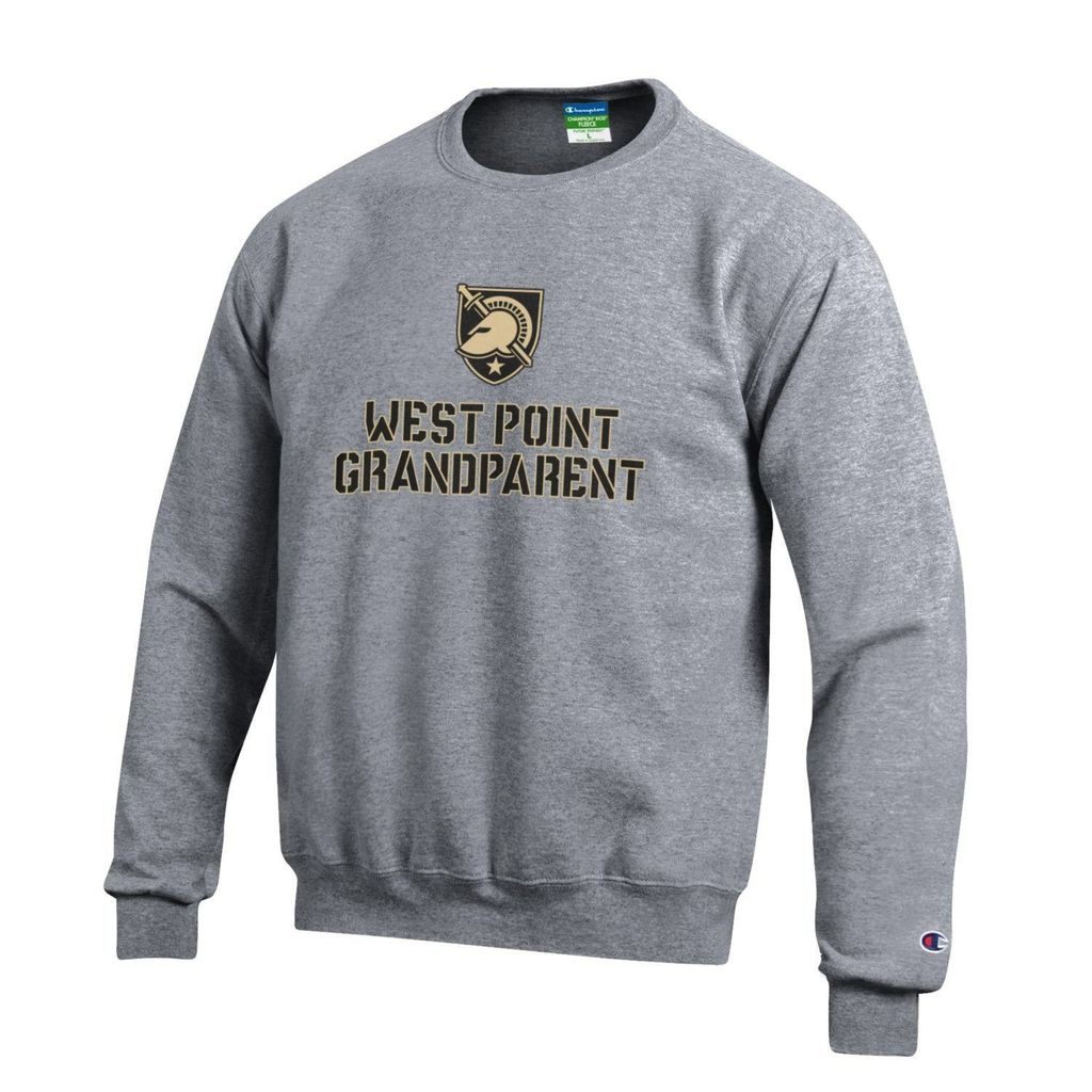 Champion Fleece West Point Grandparent Crew Sweatshirt