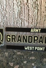 Army/WP/Grandparent Decal
