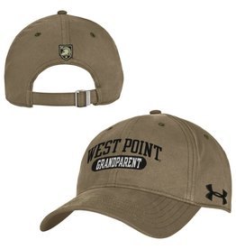 Under Armour GRANDPARENT/Canvas Chino Baseball Cap