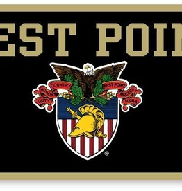 West Point Banner with Crest (18 x 36 inches)