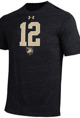 Under Armour Triblend Tee/ 12th Man/Short Sleeve