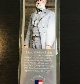General Lee Bookmark