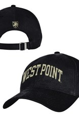 """Under Armour """"West Point"""" Baseball Cap in Black"""