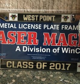 Class of 2017 License Plate Frame (New Style)