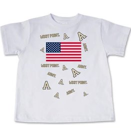 Toddler U.S. Flag/WP T-Shirt