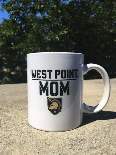 Small West Point Mom Mug (11 ounce)