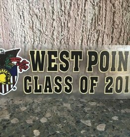 West Point Class of 2017 Decal (New Style)