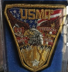 USMA 2019 Custom Made Bullion Patch