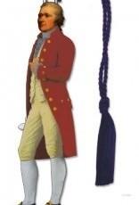 Alexander Hamilton Bookmark (D. Howell Co.)