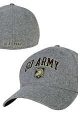GO ARMY Beat Navy/ UA Wool Stretch Fit Baseball Cap