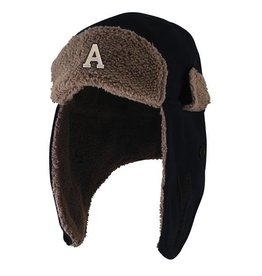"Klondike Trapper Hat with Block ""A"""