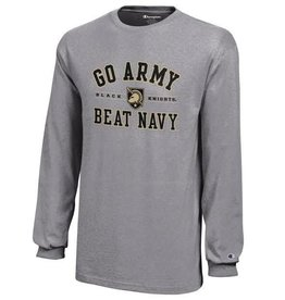 """GO ARMY Beat Navy"" Youth L/S T-Shirt"