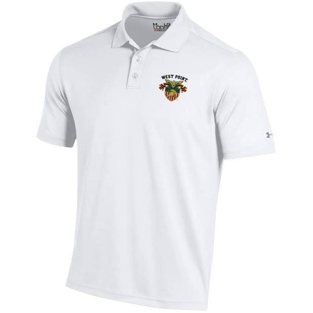 Under Armour Men's Polo in White