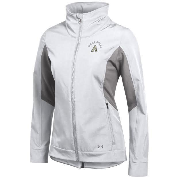"Under Armour Block ""A"" Women's Fusion Jacket with ""A"""