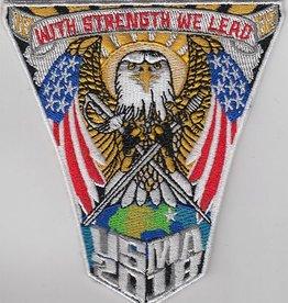 USMA 2018 Class Crest Patch