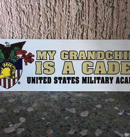 My Grandchild Is A Cadet/USMA Magnet