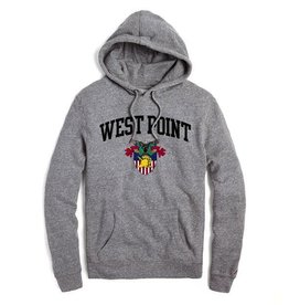 """West Point"" Sweatshirt with Crest"