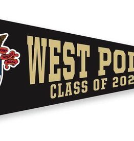 West Point Class of 2021 Pennant