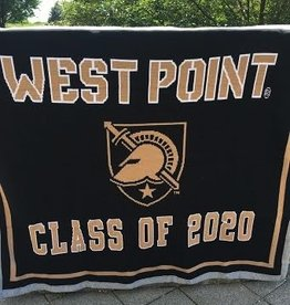 "West Point Class of 2020 Knit Blanket (63"" x 53"")"