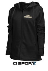 Army West Point, Full Zip, 100% Polyester