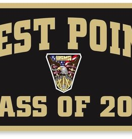 West Point Class of 2019 Banner (18 x 36 Inches)