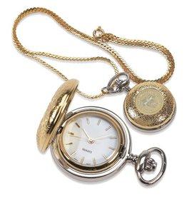 USMA Crest Woman's Locket Watch