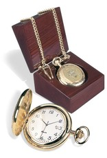 USMA Crest Pocket Watch with Box
