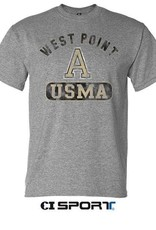 """Youth West Point/""""A"""" Premium T Shirt"""