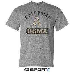 "Youth West Point/""A"" Premium T Shirt"