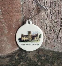 West Point Museum Ornament