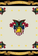 West Point Crest SIlk Scarf