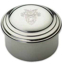 West Point Pewter Keepsake Box (M. LaHart)